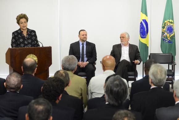 Presidente Dilma Rousseff FOTO: José Cruz/Agência Brasil