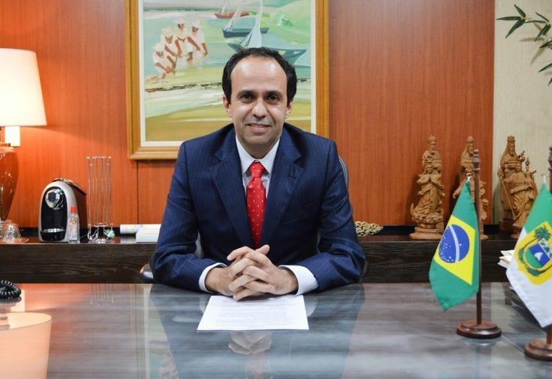 Ex-vice-governador Fábio Dantas é novo diretor geral da Femurn