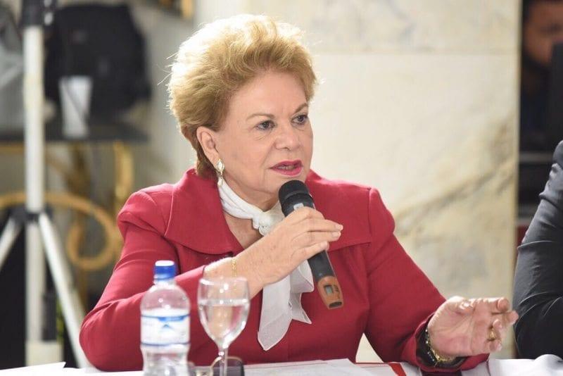 """Mesmo com Márcia assinando a ficha de filiação do PSDB, Wilma faz """"mistério"""" sobre o novo partido"""
