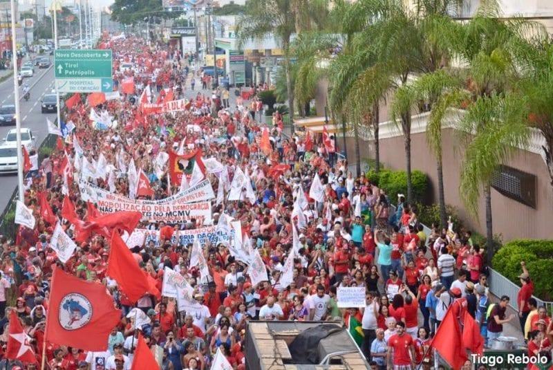 Centrais pedem nova greve geral para daqui a 15 dias, diz Paulinho da Força