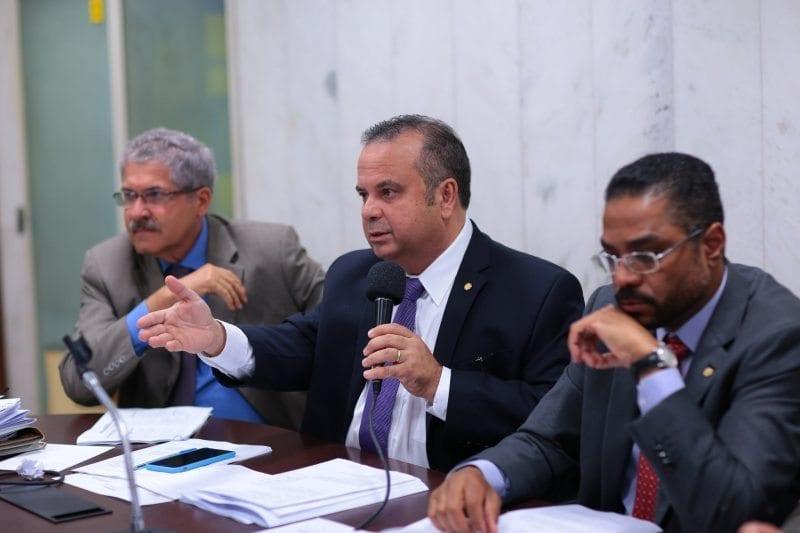 Deputado Rogério Marinho é eleito vice-presidente da CPI da Fifa