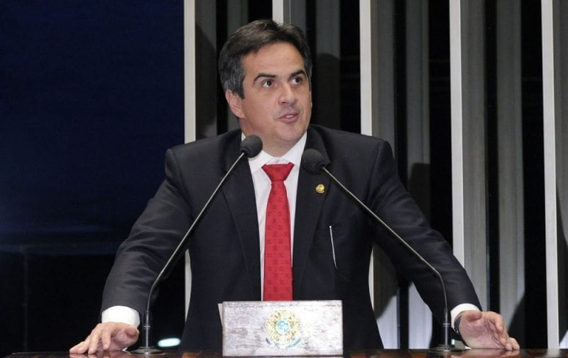 Presidente nacional do PP, senador Ciro Nogueira. Foto: Lia de Paula/Senado
