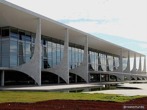 Palácio do Planalto    Foto: Agência Brasil