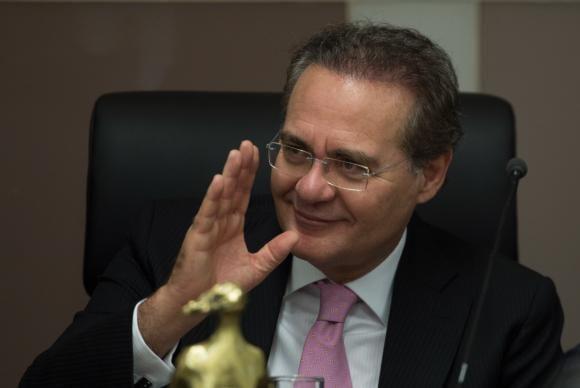 Senador Renan Calheiros   Foto: Agência Brasil