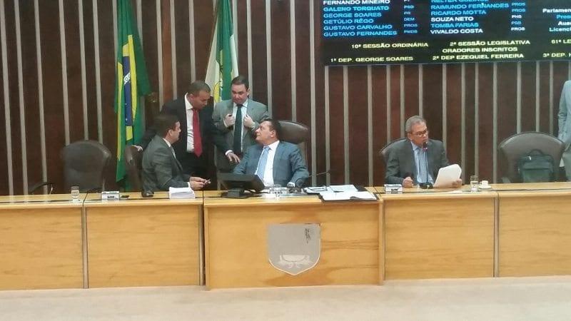 Deputado Galeno Torquato será o líder do PSD na Assembleia