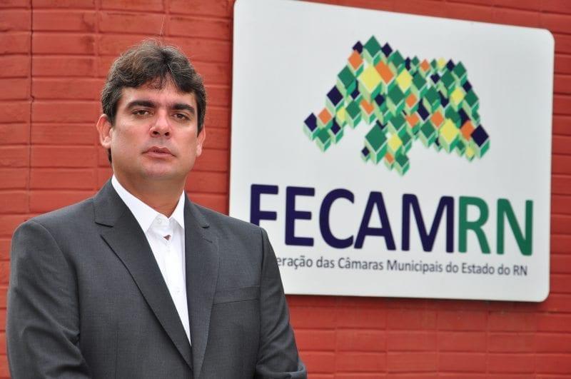 Justiça suspende mandato do presidente da FECAM