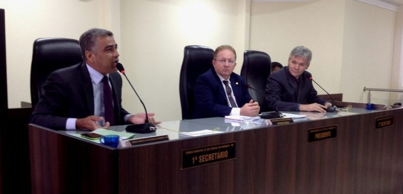 Câmara Municipal de São Gonçalo do Amarante apresenta 160 encaminhamentos legislativos no primeiro trimestre