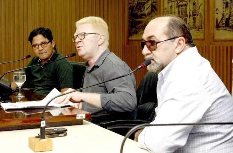 Comissão da Câmara de Natal é favorável à gratificações para auditores fiscais