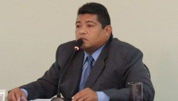 Vereador Joad Fonseca Foto do blog Terradosal.com