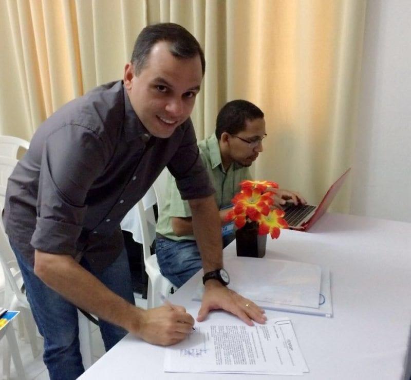 Potiguar Aldo Clemente é eleito como um dos coordenadores da Federação Nacional dos Trabalhadores dos MPs