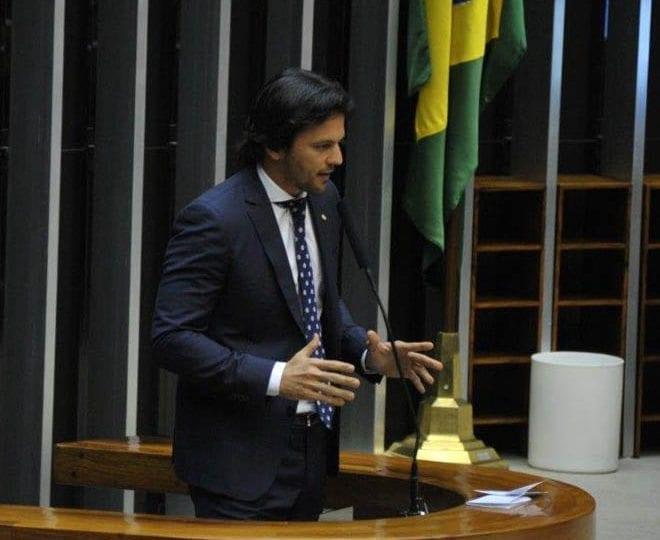 Deputado Fábio Faria defende compensação a estados menos endividados