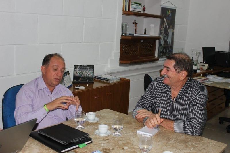UERN discute novas parcerias com o IFRN