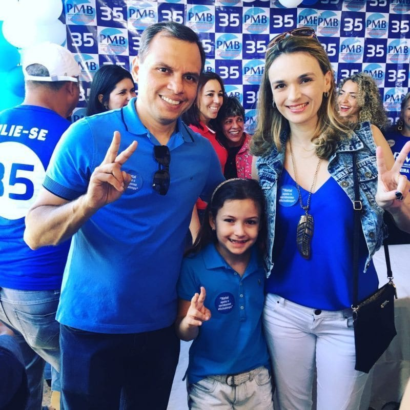 Homologada candidatura de Aldo Clemente a vereador de Natal pelo PMB