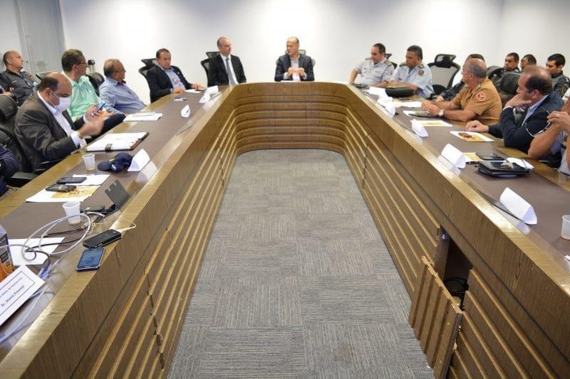 Gabinete de Gestão Integrada Estadual discute planejamento operacional da Festa de Sant'ana de Caicó