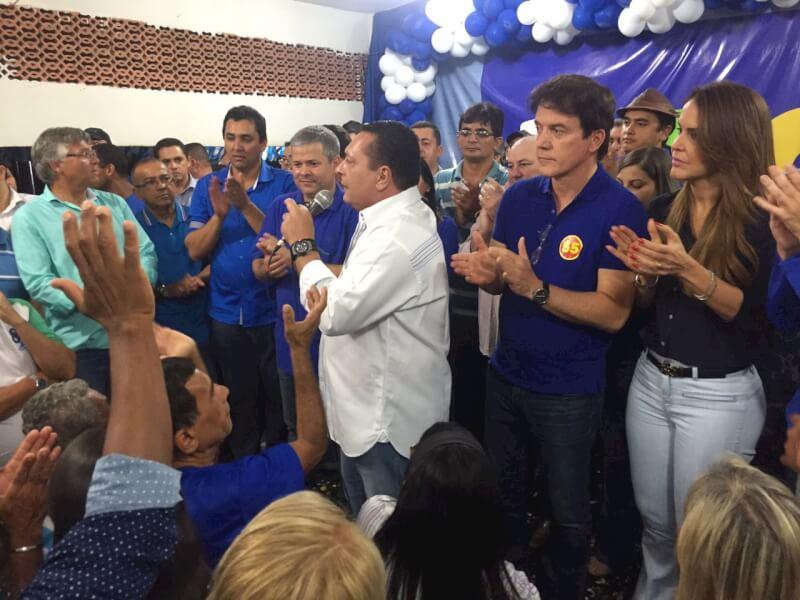 """Deputado Ezequiel Ferreira, presidente do PSDB-RN, manda recado para adversários de Júlio em Ceará-Mirim: """"arruma a mala"""""""