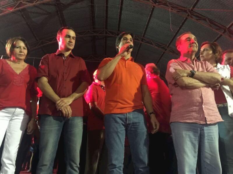 DEM oficializa candidatura de Leonardo Rêgo à prefeitura de Pau dos Ferros