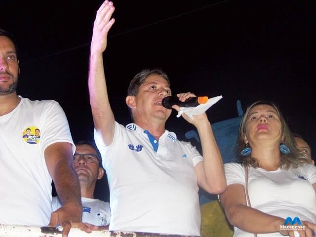 Prefeito eleito Túlio Lemos indica equipe de transição em Macau