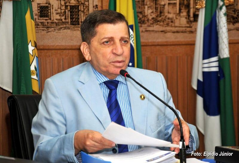 Vereador Luiz Almir poderá ser convocado para Câmara a partir de 2021