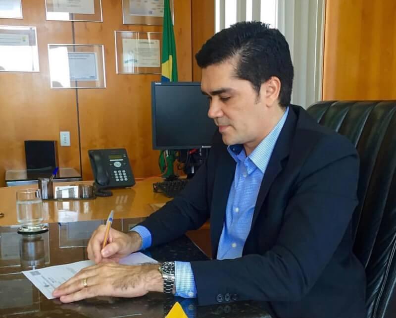 Presidente do PTB, Getúlio Batista assume Superitendência da Agricultura no RN