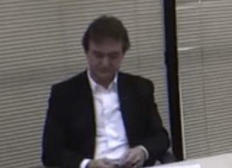 Joesley Batista   Foto: reprodução de vídeos da PGR