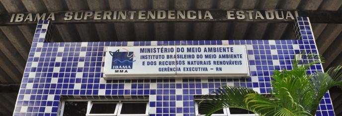 Operação da PF investiga irregularidades no Ibama do RN; superintendente é afastado