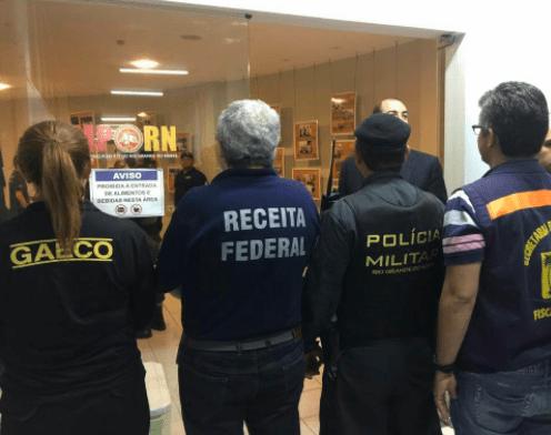 Operação Decanter identifica prejuízo de R$ 60 milhões aos cofres públicos