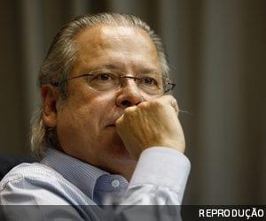 Justiça autoriza que Dirceu cumpra pena em Brasília