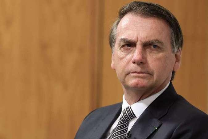Bolsonaro diz que população perde com briga entre os poderes da República