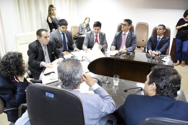 CCJ aprova matéria que ratifica participação do Estado em consórcio regional