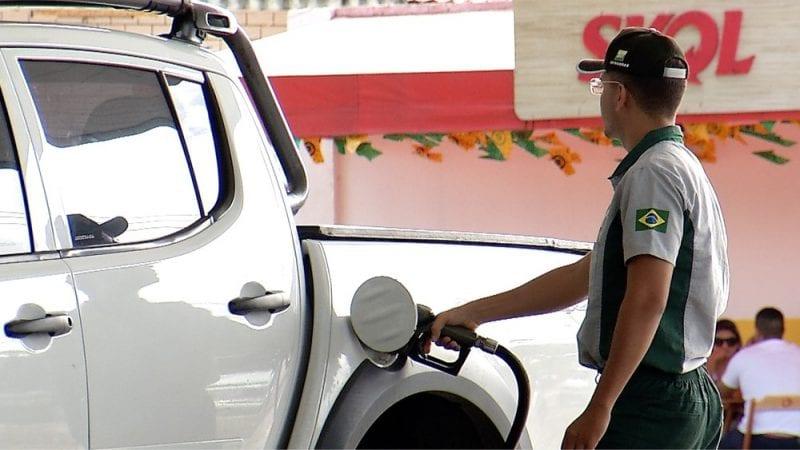 Rio Grande do Norte tem gasolina mais cara do país, aponta levantamento da ANP