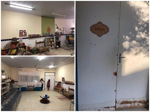 Aluno do RenovaBR promove revitalização de biblioteca em escola pública de Parnamirim