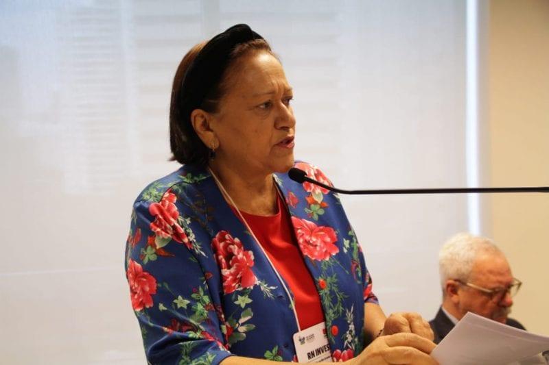 Governadora votará na Estácio Ponta Negra