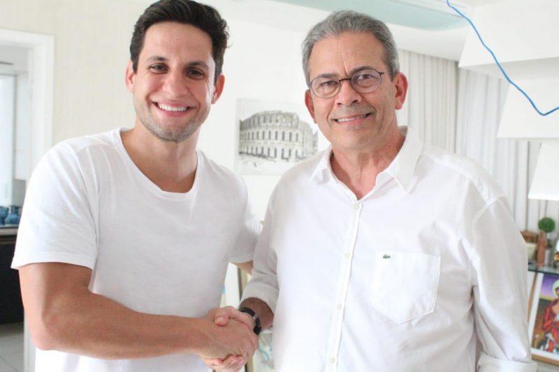 Deputado Hermano Morais anuncia filiação ao PSB