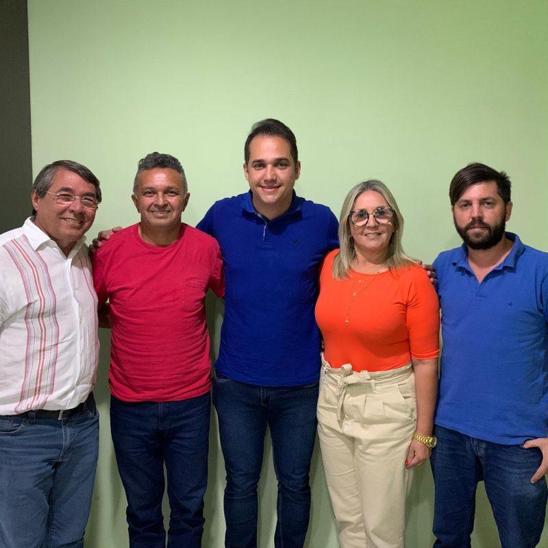 Sucessão em São José do Mipibu, Kerinho e Norma juntos em 2020