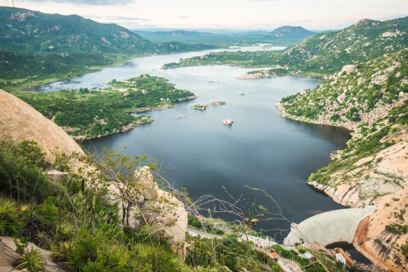 Reservas hídricas potiguares acumulam 45,20% da sua capacidade