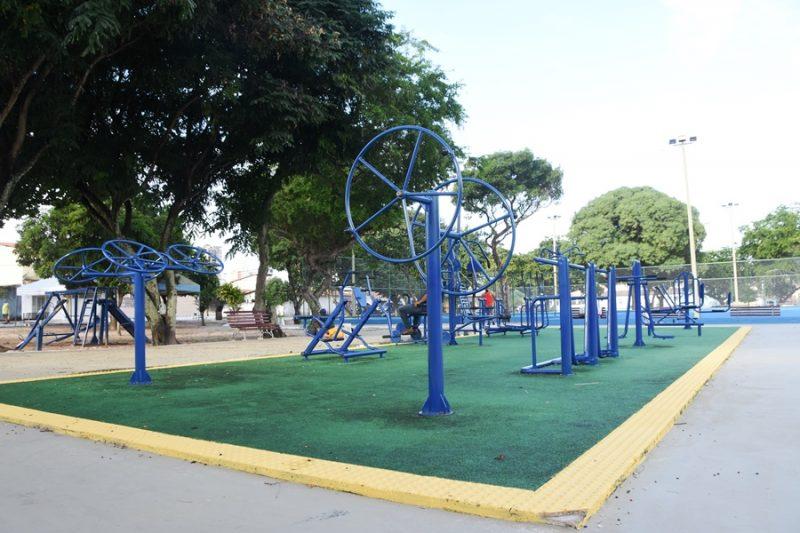 Prefeitura amplia oferta de academias ao ar livre pela cidade