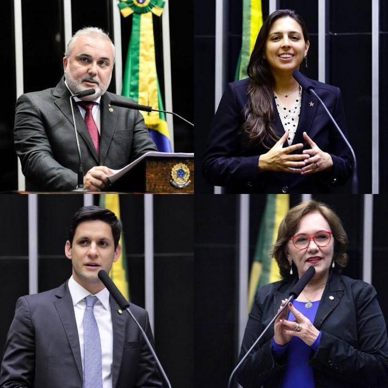 Parlamentares entram na Justiça para impedir saída da Petrobras do RN