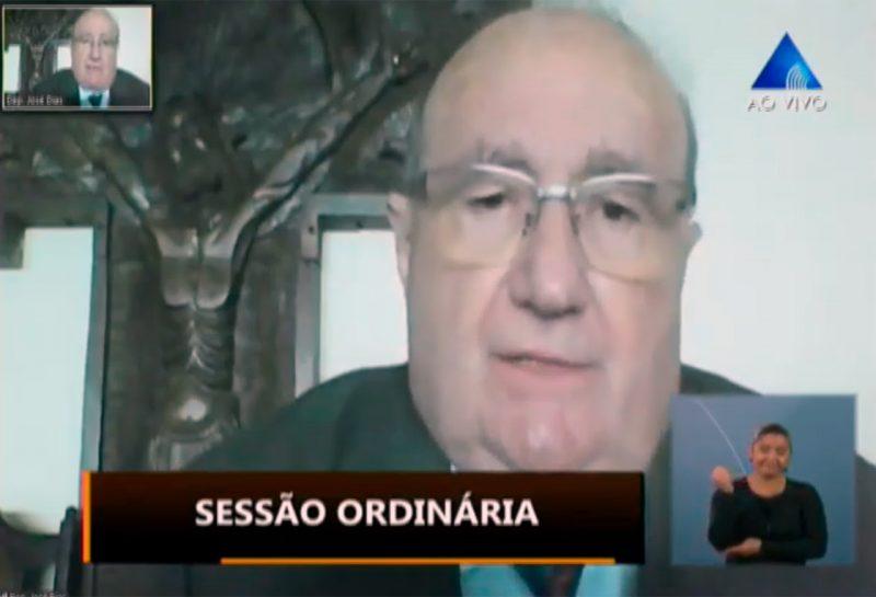 Deputado José Dias solicita abertura de mais um centro cirúrgico no Hospital Regional de Macaíba
