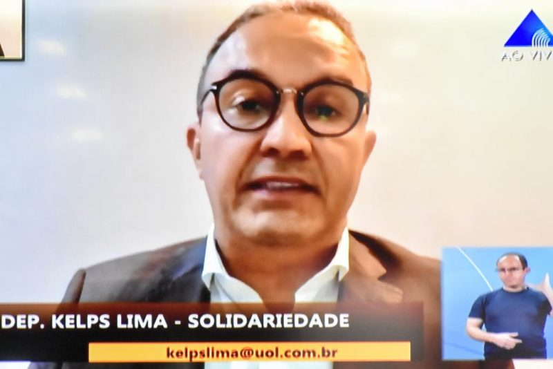 Deputado Kelps Lima cobra melhorias no ensino e estrutura do curso de Medicina da UERN