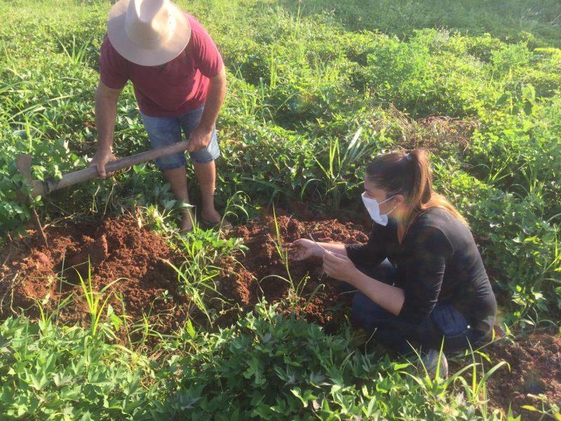 Igarn regulariza usuários de água da Comunidade Bonito