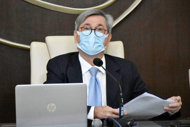 """Deputado Tomba Farias quer """"zerar"""" até o fim ano pauta da Comissão de Finanças"""