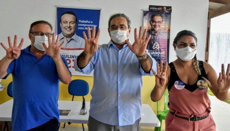 Pesquisa Ibope em Natal: Álvaro Dias, 44%; Kelps, 7%; Delegado Leocádio, 7%