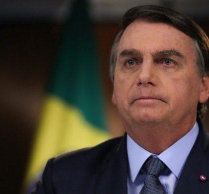 Bolsonaro reproduz vídeo com críticas a governador de Pernambuco