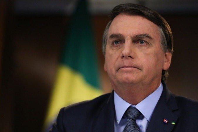 Rejeição de Bolsonaro bate recorde na gestão da pandemia, diz Datafolha