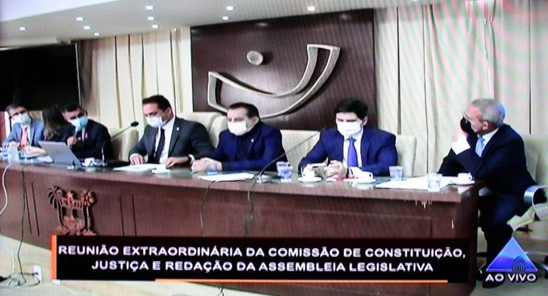 CCJ aprova alienação de área de Oiticica e parcelamento de dívidas