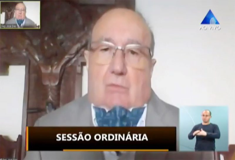 Deputado José Dias diz que Reforma era necessária, mas lamenta postura do governo