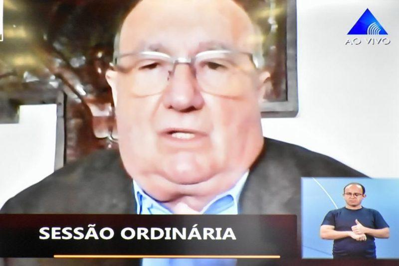 Deputado José Dias busca recursos para construção de ponte para Santuário dos Mártires
