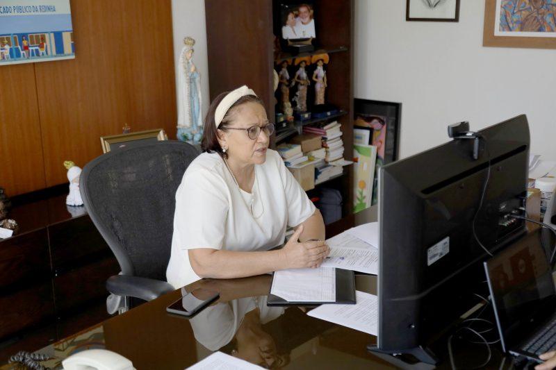 Fátima Bezerra e demais governadores se reunirão com Pazuello  amanhã