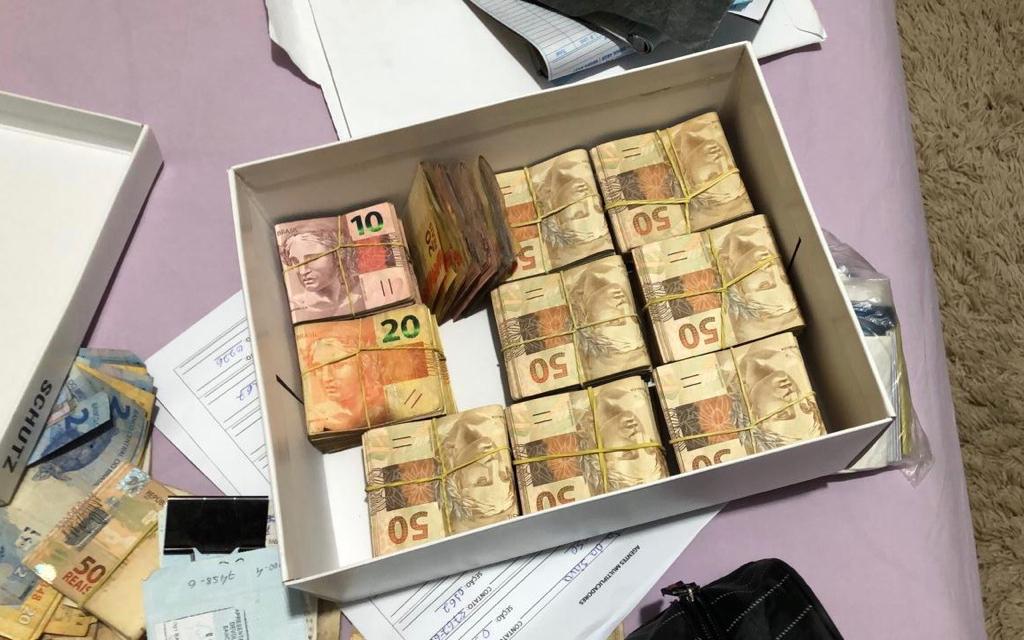 MP acha R$ 70 mil com vereador e move ação que pode mudar eleitos em Parnamirim