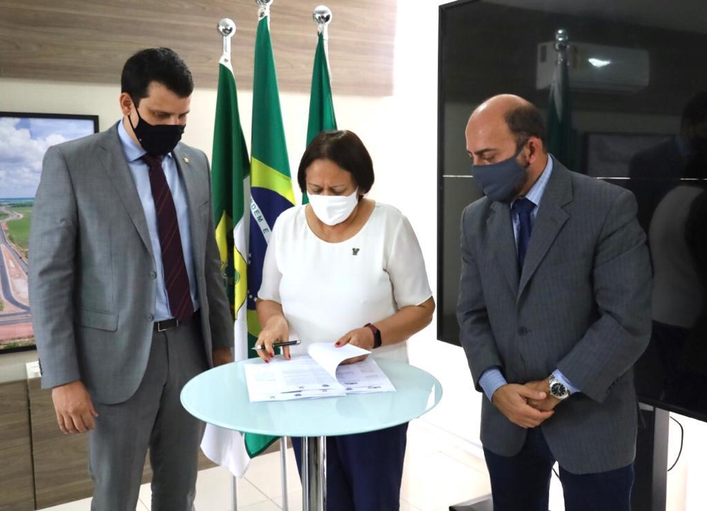 DPE/RN, MPRN e Governo do Estado assinam acordo que permitirá nomeação de novos defensores públicos